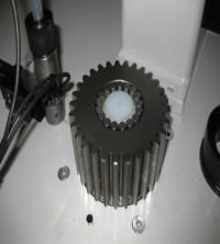 Inserimento rullini e inserimento anello elastico